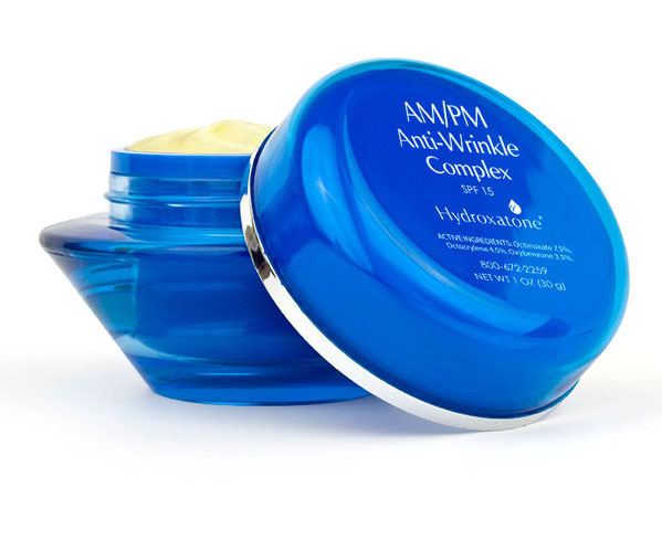 am/pm anti wrinkle complex,